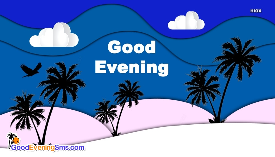 Beautiful Good Evening Greeting