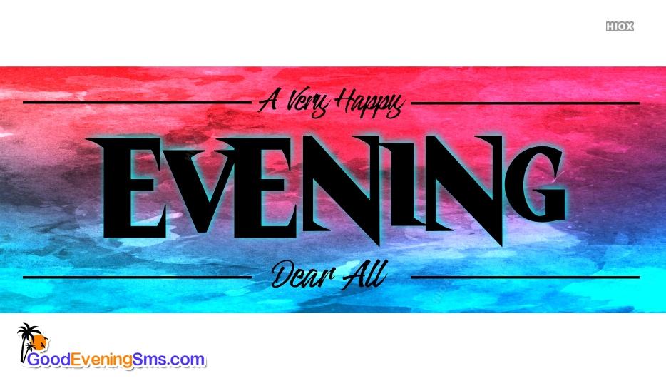 Good Evening Animated Gif