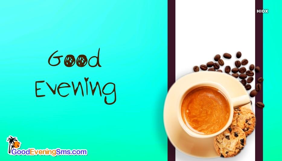 Good Evening Coffee Cup