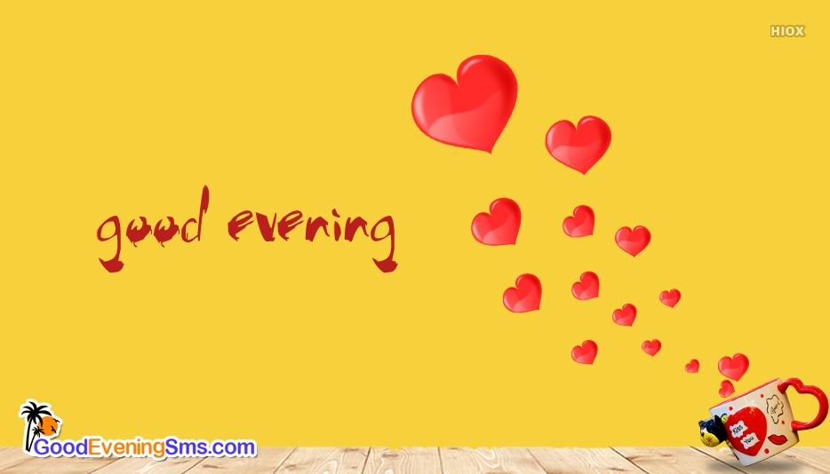 Good Evening Drink Image