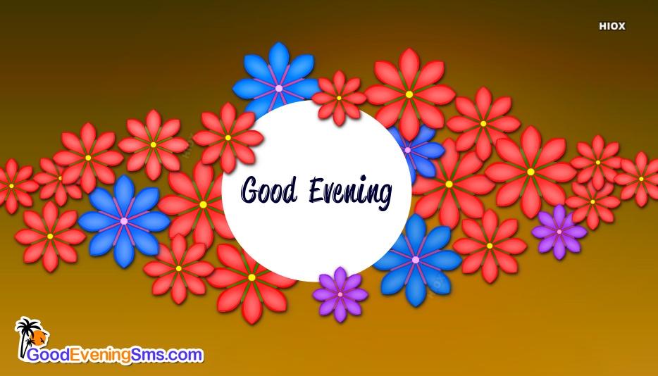 Good Evening Floral