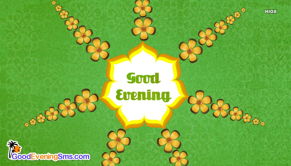 Good Evening Gif Images