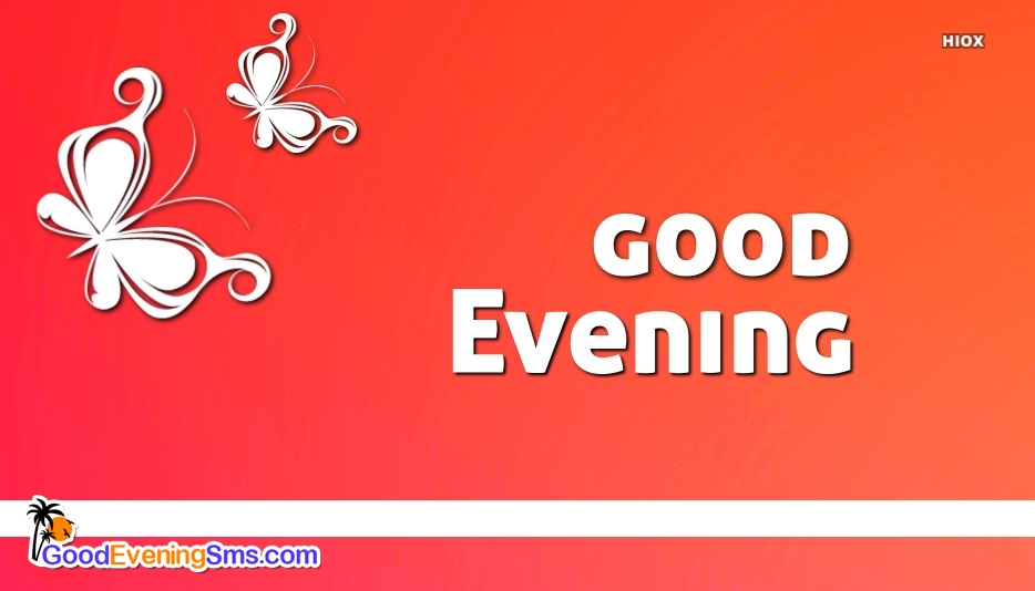 Good Evening Hd Wallpaper