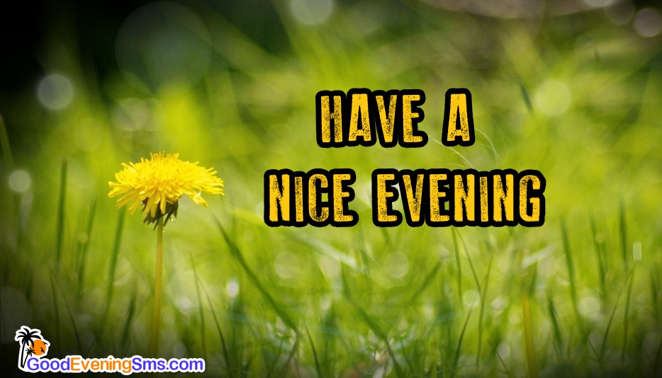 Good Evening Image For Facebook - Good Evening SMS for Friends