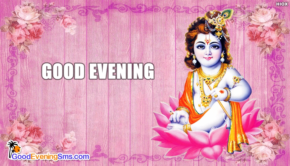 Good Evening Krishna Images