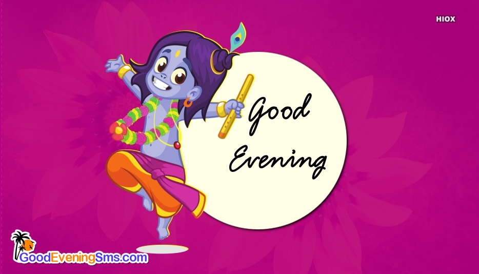 Good Evening SMS for Hindu