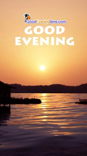 Good Evening Nature Image
