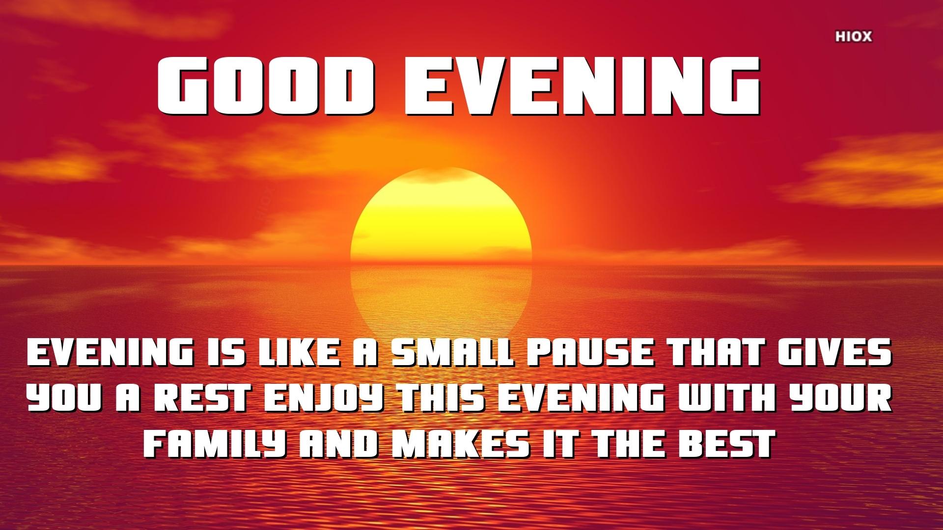 Good Evening Post