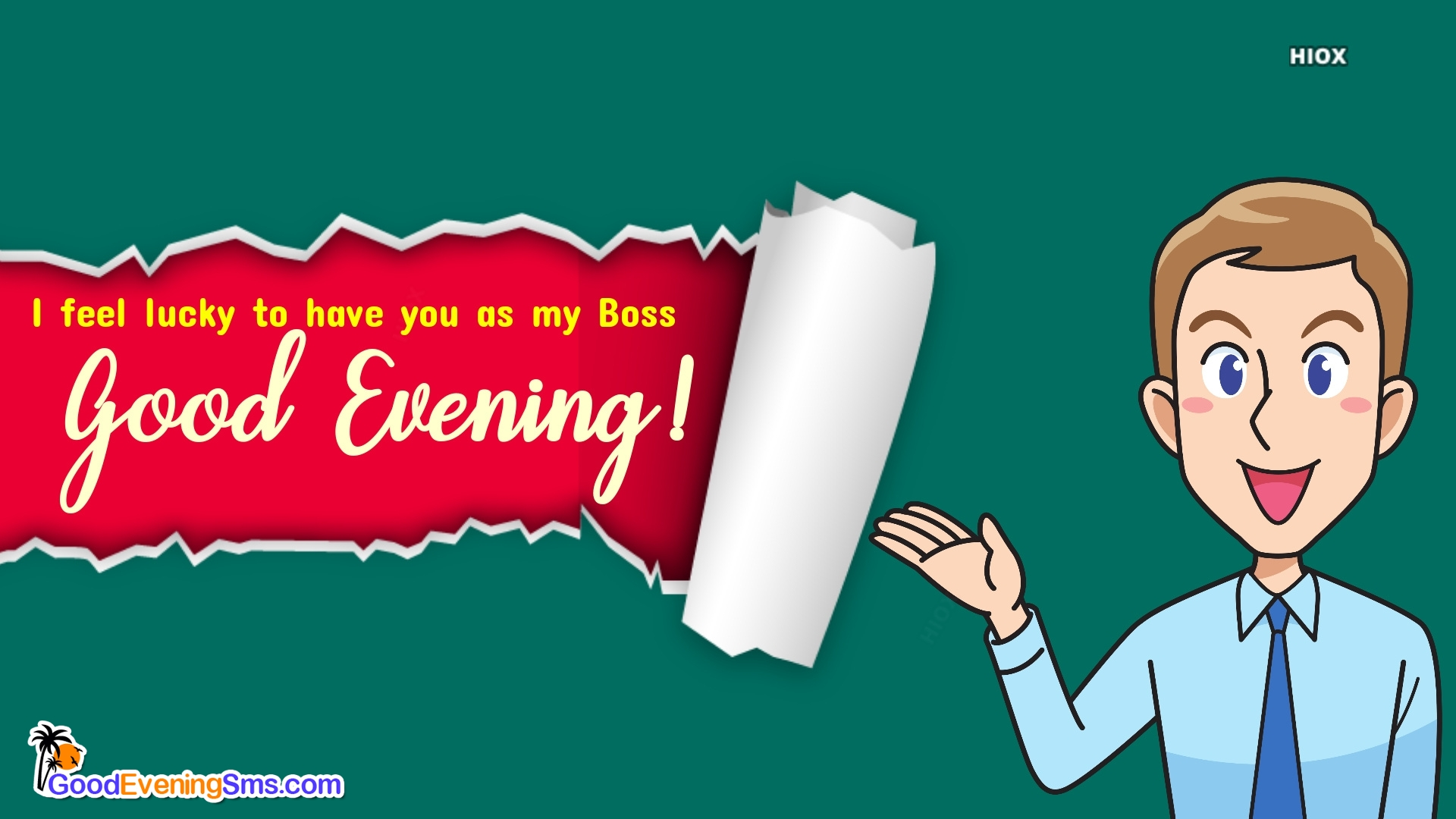 Good Evening Quotes For Boss