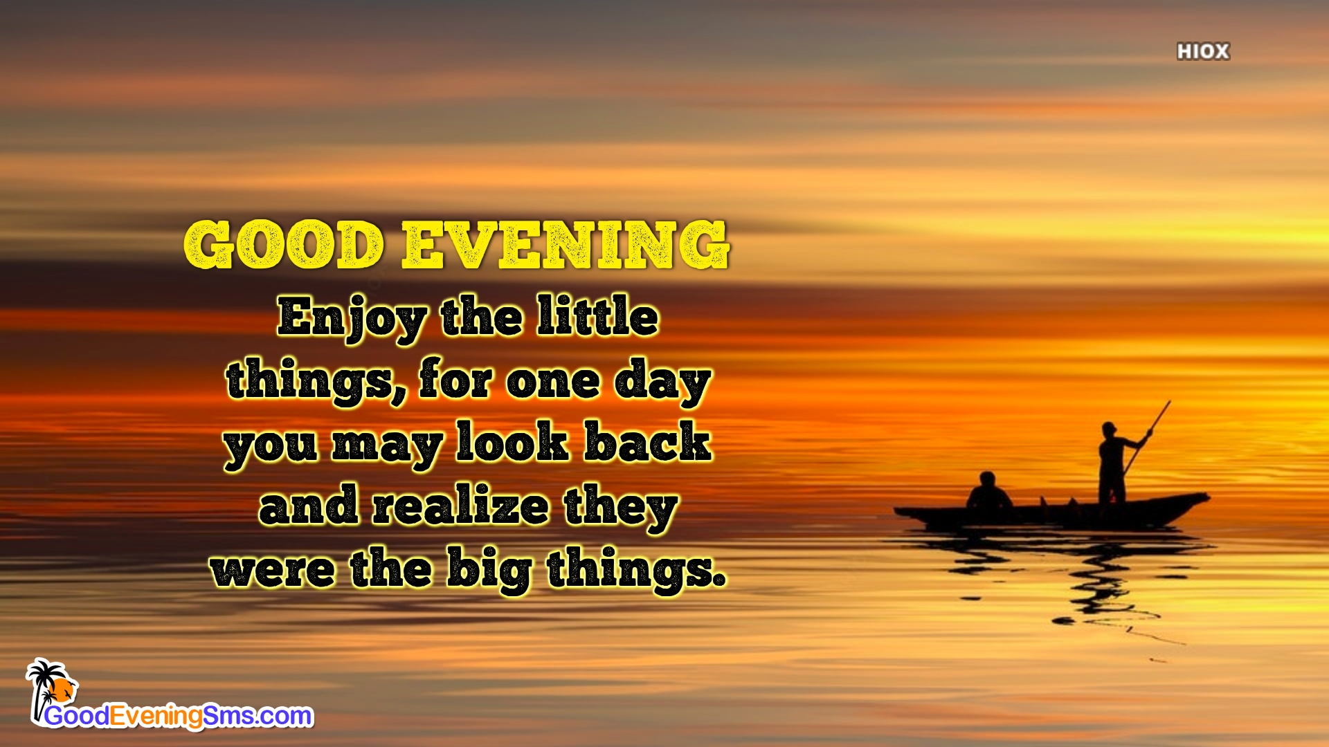 Good Evening Quotes Hd