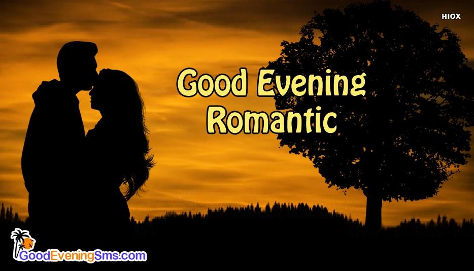 Good Evening SMS for Boyfriend