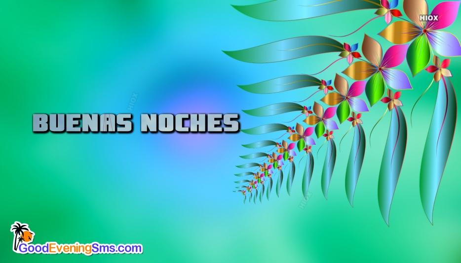 Good Evening In Spanish Language