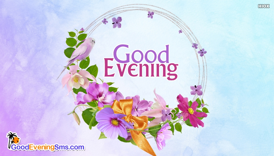 Good Evening Status Images