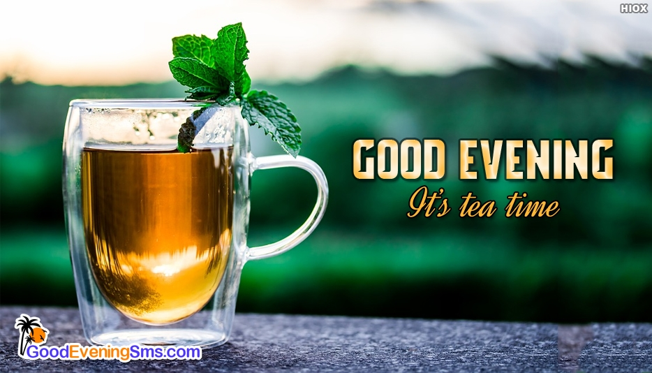 Good Evening Tea At Goodeveningsmscom