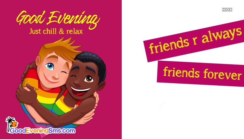 Good Evening Wishes For BFF