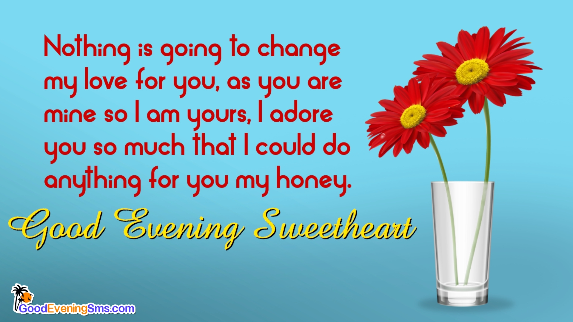 Good Evening Love Wishes For Sweetheart