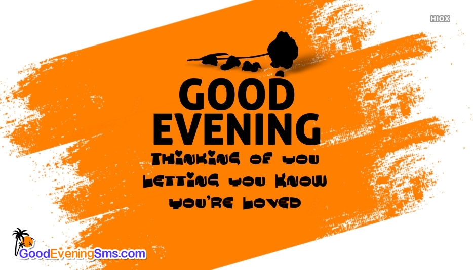 Good Evening Cards Images, Pictures