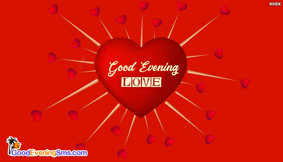 Good Evening With Love Image