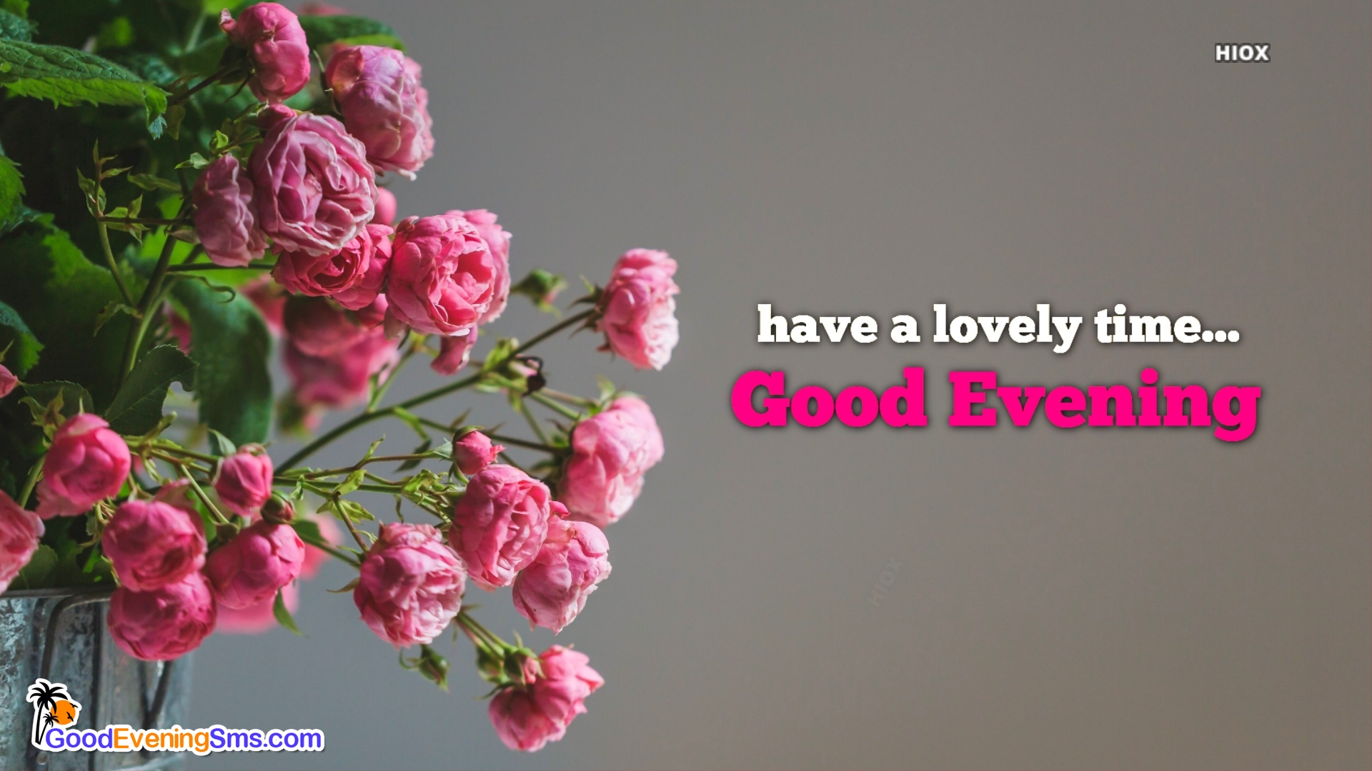 Have A Lovely Time...