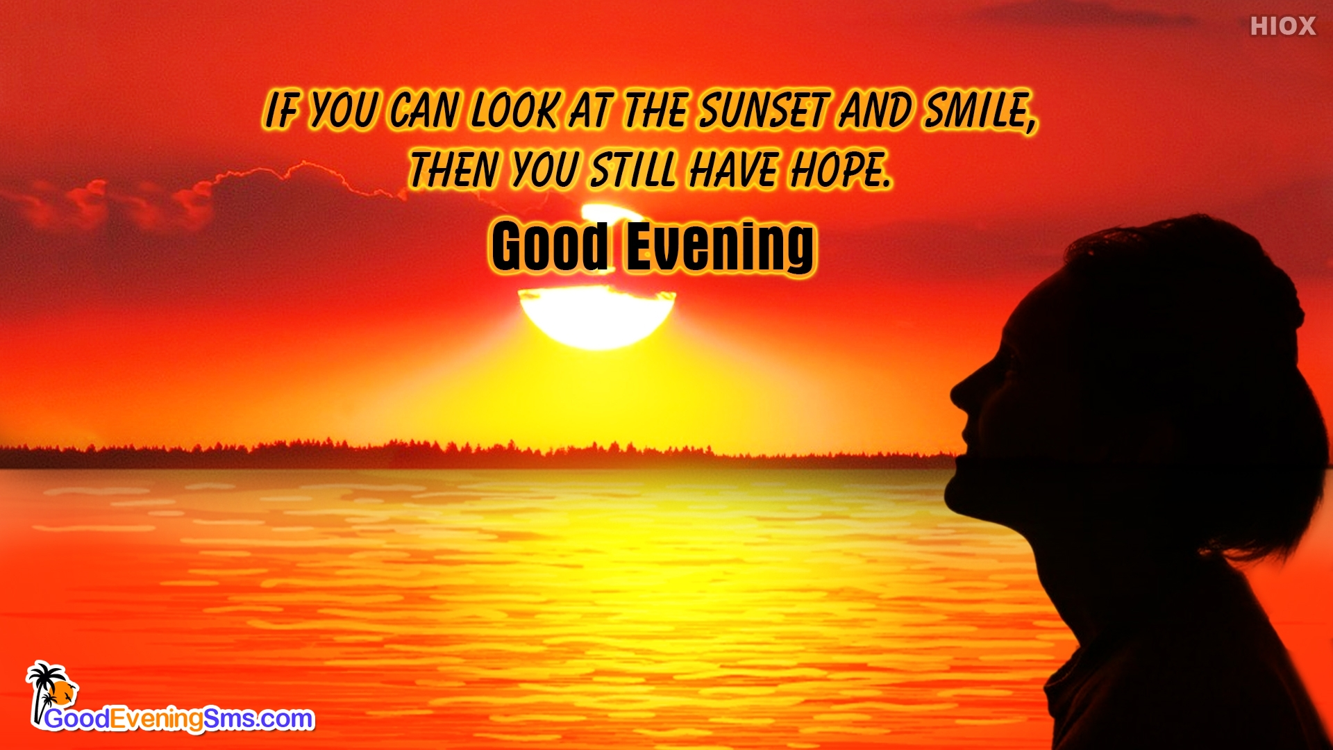 Good Evening Wishes for Hope