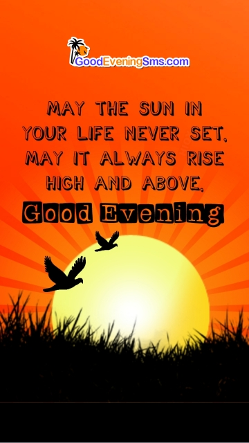 Image Of Good Evening Wishes