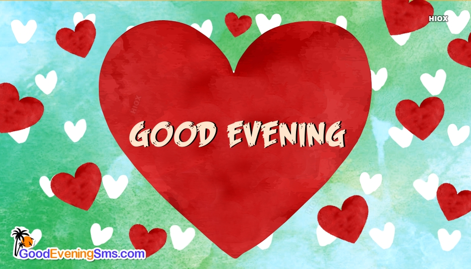Good Evening SMS for Crush Pictures, Images