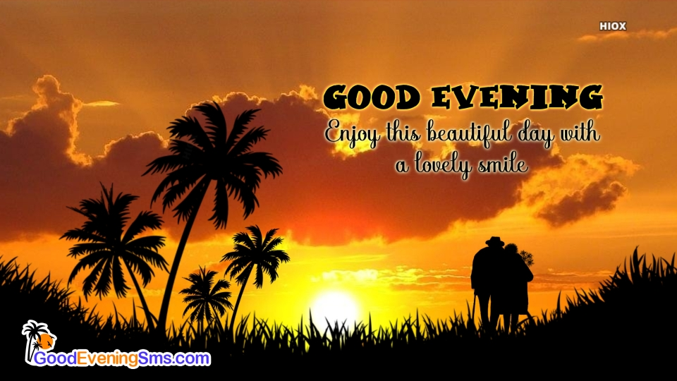 Good Evening SMS for Good Evening Message