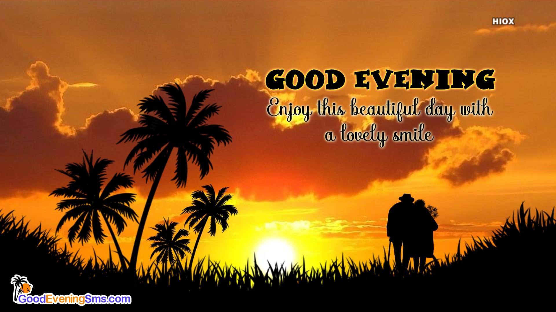 Nice Good Evening Message