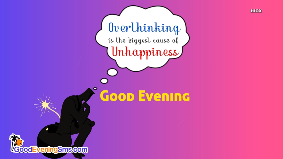 Good Evening SMS for Life Facts