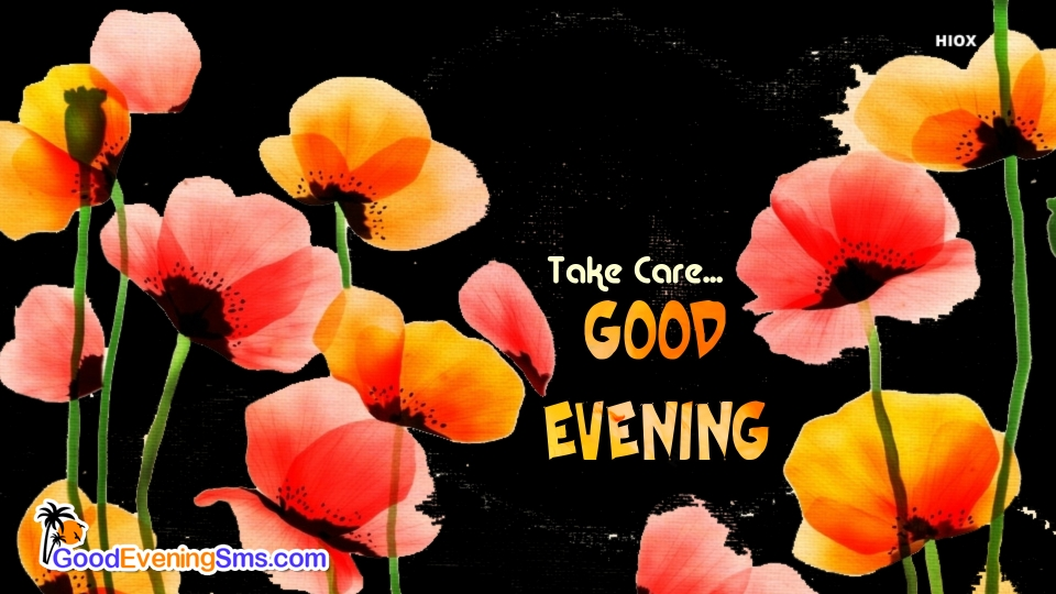 Take Care Good Evening