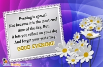 Good Evening SMS for Brother