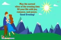 Enjoy This Evening