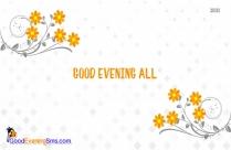 Good Evening Dil Se