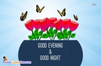 Good Evening Sweetheart Image