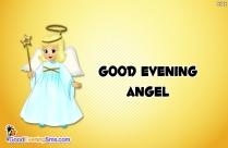 Good Evening Madam Image