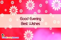 Good Evening Wishes Download