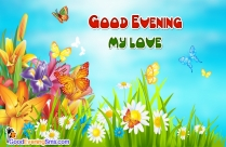 Good Evening Darling Images