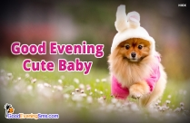 Good Evening Wishes For Facebook