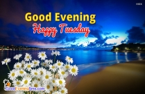 Good Evening Wishes For Friends