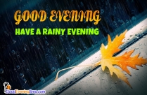 Good Evening My Heart Images