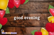 Good Evening Greeting