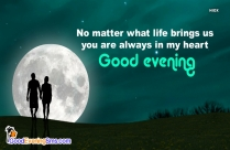 Good Evening Dost Message