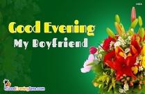 Good Evening My Boyfriend