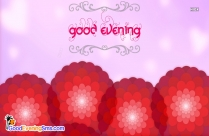 Good Evening English