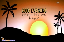 Evening Promise Message