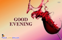Good Evening Wine