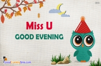 Miss U Good Evening