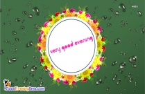 Very Good Evening Greeting